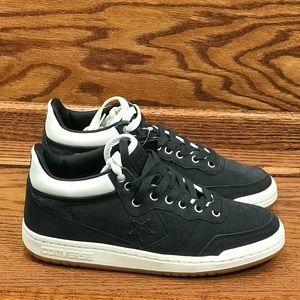 30a4770d5477e7 Converse Shoes - Converse Fastbreak Pro Mid Almost Black Egret Gum